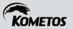 Kometos, Anlagen für die Lebensmittelindustrie.